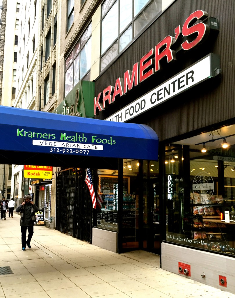 Kramer's Health Food Center & Café, Chicago