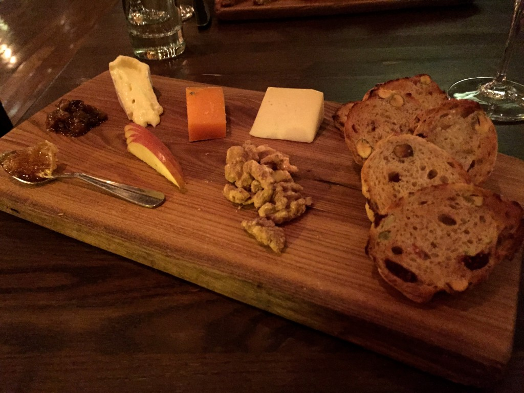 Midwestern Cheese Plate, Perennial Virant, Chicago