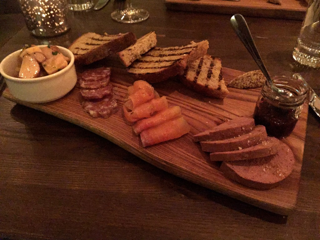 Housemade Charcuterie Plate, Perennial Virant, Chicago