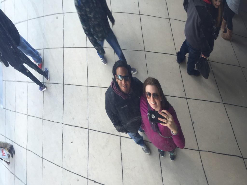 Bean selfie!
