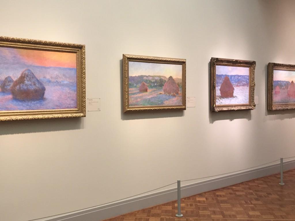 So. Much. Monet.